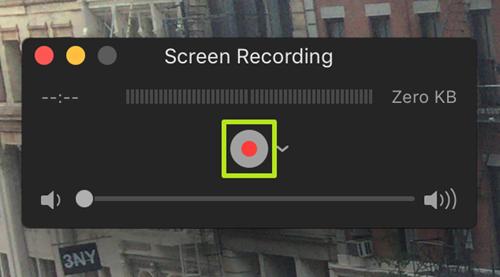 Quay màn hình Macbook cực dễ với QuickTime Player ảnh 4