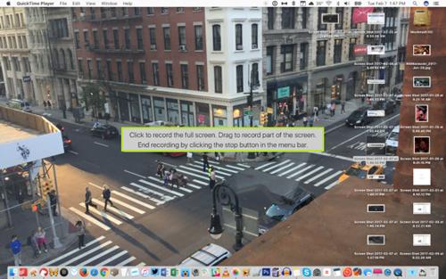 Quay màn hình Macbook cực dễ với QuickTime Player ảnh 5