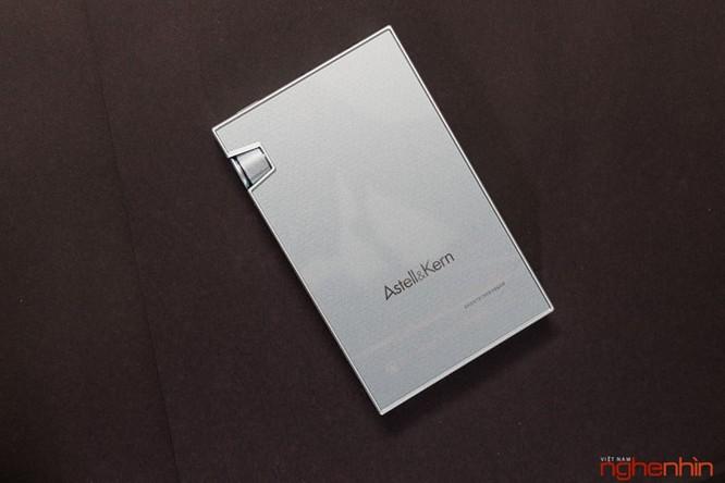 Đánh giá máy nghe nhạc Astell & Kern AK70 ảnh 2