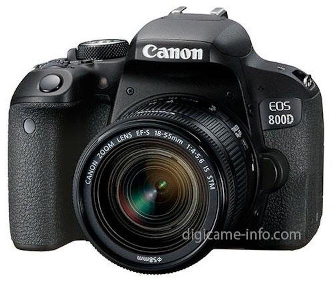Lộ diện loạt máy ảnh Canon sắp ra mắt ảnh 2