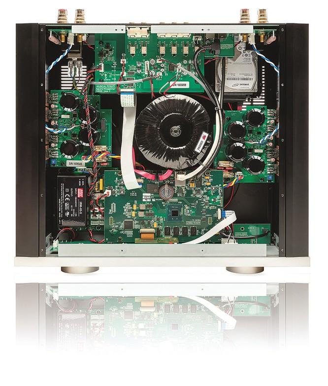 Musical Fidelity M6 Encore 225 - thiết bị đa nhiệm chuẩn mực ảnh 2