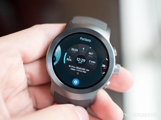 Trên tay LG Watch Style và Sport vừa ra mắt ảnh 4