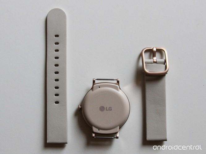 Trên tay LG Watch Style và Sport vừa ra mắt ảnh 6