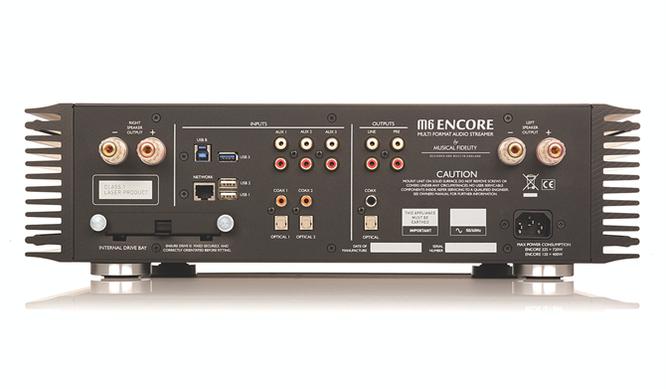 Musical Fidelity M6 Encore 225 - thiết bị đa nhiệm chuẩn mực ảnh 1