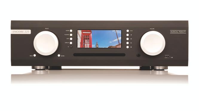 Musical Fidelity M6 Encore 225 - thiết bị đa nhiệm chuẩn mực ảnh 4