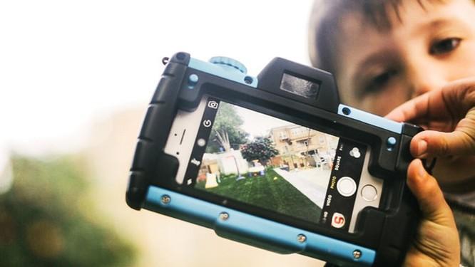 Dạy trẻ chụp ảnh với phụ kiện Pixlplay giá 25USD ảnh 3