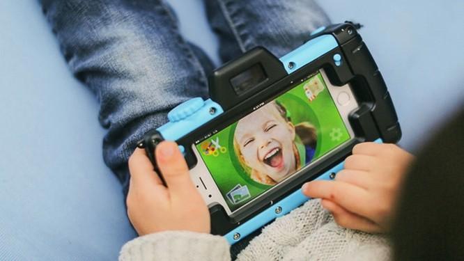 Dạy trẻ chụp ảnh với phụ kiện Pixlplay giá 25USD ảnh 4