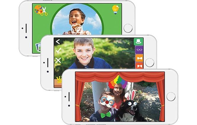Dạy trẻ chụp ảnh với phụ kiện Pixlplay giá 25USD ảnh 1
