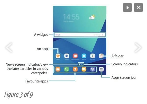 Galaxy Tab S3 lộ nhiều tính năng mới hấp dẫn ảnh 6