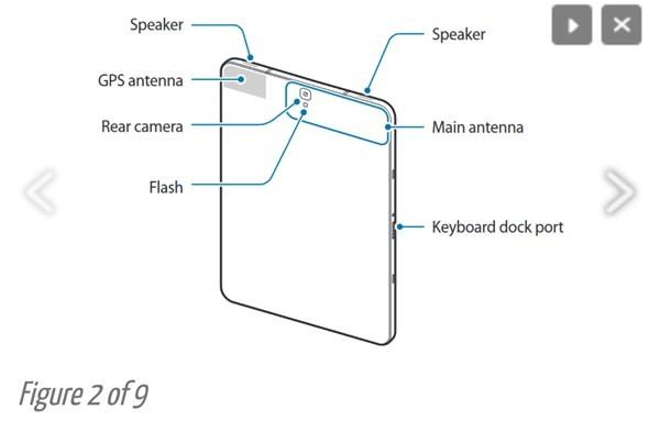 Galaxy Tab S3 lộ nhiều tính năng mới hấp dẫn ảnh 2