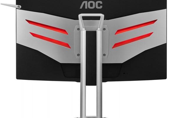 AOC giới thiệu bộ đôi màn hình cong chuyên game ảnh 2