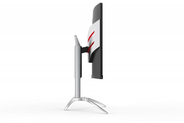 AOC giới thiệu bộ đôi màn hình cong chuyên game ảnh 3