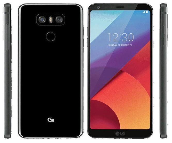 LG 'nhá hàng' giao diện chụp ảnh vuông trên G6 ảnh 2