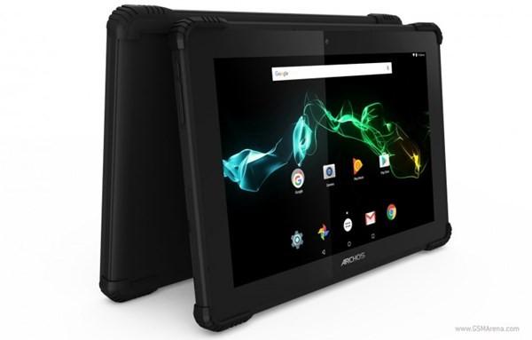 Archos giới thiệu tablet siêu bền Saphir 101 ảnh 1