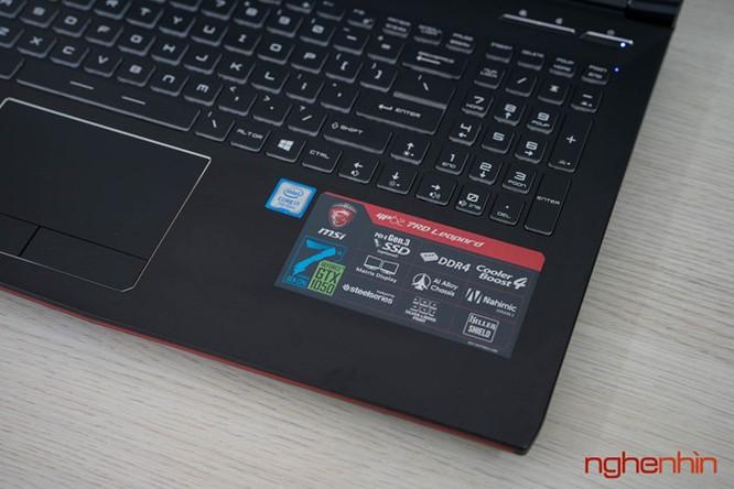 Trên tay gaming laptop MSI GP62 7RD giá 26 triệu ảnh 20