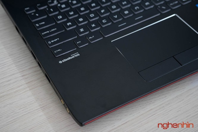 Trên tay gaming laptop MSI GP62 7RD giá 26 triệu ảnh 13
