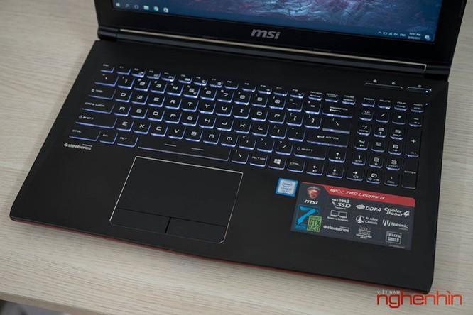 Trên tay gaming laptop MSI GP62 7RD giá 26 triệu ảnh 15