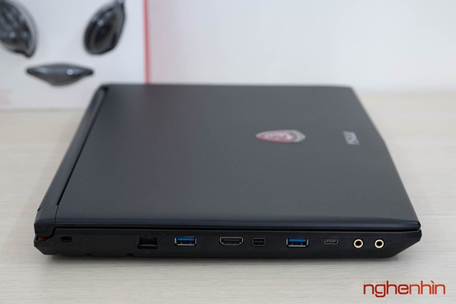 Trên tay gaming laptop MSI GP62 7RD giá 26 triệu ảnh 16