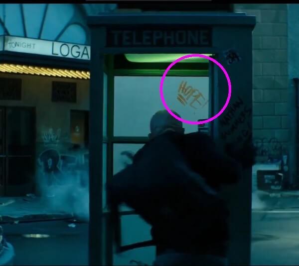 4 thông điệp bí ẩn mà bạn có thể không nhận ra trong trailer Deadpool 2 ảnh 1