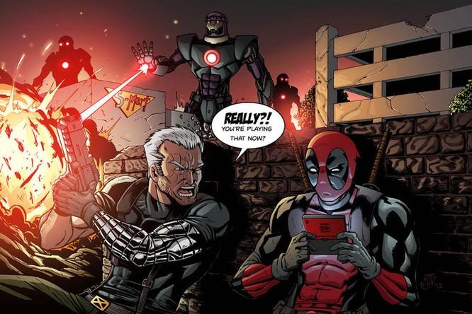 4 thông điệp bí ẩn mà bạn có thể không nhận ra trong trailer Deadpool 2 ảnh 4