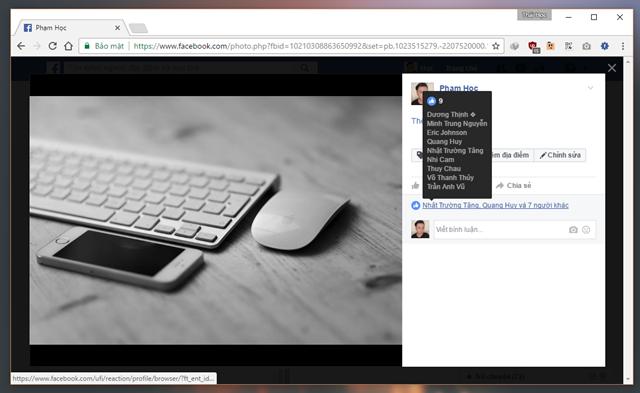 """""""Mở khóa"""" một số tính năng ẩn thú vị của Facebook với Facebook Tweaker ảnh 8"""