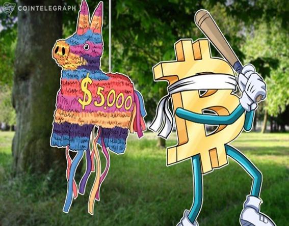 """Vượt ngưỡng 5000 USD, giới hạn nào cho kỷ lục """"vô tiền khoáng hậu"""" của Bitcoin? ảnh 2"""