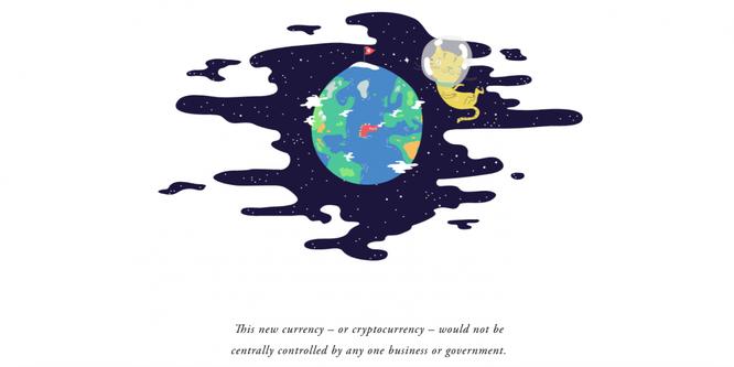 Tìm hiểu về Bitcoin qua những hình vẽ hoạt hình ngộ nghĩnh ảnh 2