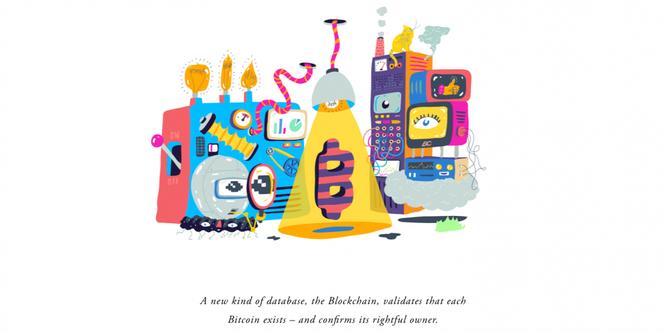 Tìm hiểu về Bitcoin qua những hình vẽ hoạt hình ngộ nghĩnh ảnh 6