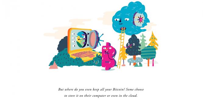Tìm hiểu về Bitcoin qua những hình vẽ hoạt hình ngộ nghĩnh ảnh 9