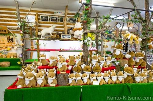 """Ngôi làng """"cáo"""" kỳ lạ ở Nhật Bản ảnh 9"""