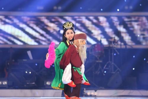 Đức Vĩnh bật khóc khi đoạt quán quân Vietnam's Got Talent ảnh 1