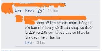 """Lật tẩy các """"chiêu bẩn"""" lừa đảo mua bán online trên facebook ảnh 3"""