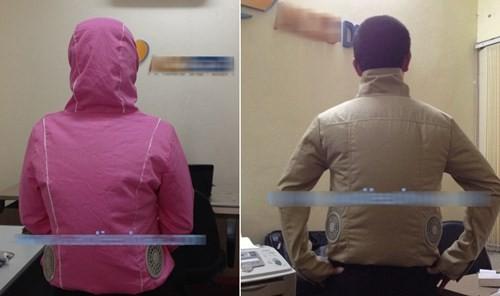 Áo điều hòa, áo chống nắng tiền triệu bung hàng tới tấp ảnh 2