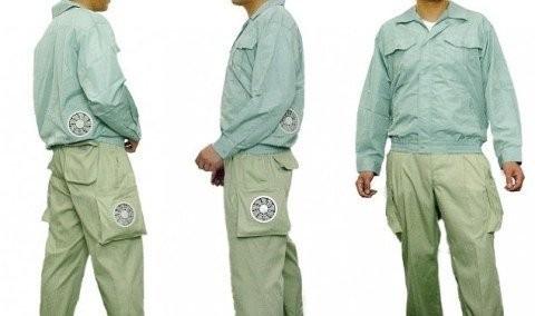 Áo điều hòa, áo chống nắng tiền triệu bung hàng tới tấp ảnh 4