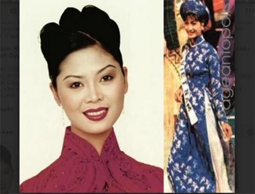 Sự thật bất ngờ chuyện người đẹp Việt đầu tiên đi thi quốc tế ảnh 2