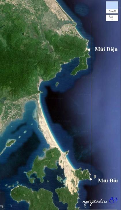 Cực đông Việt Nam thực sự nằm ở đâu ảnh 2