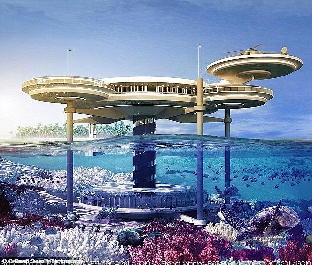 """Những dịch vụ du lịch """"không tưởng"""" vào năm 2050 ảnh 2"""