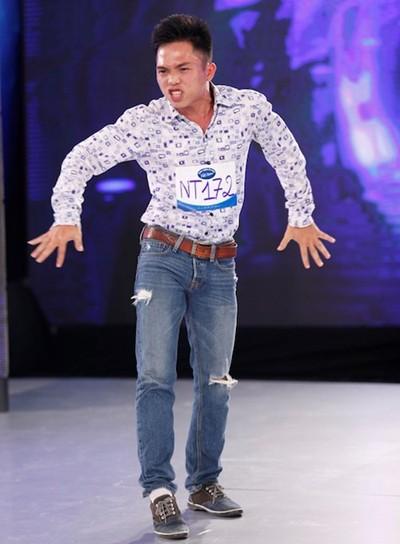 Những tiết mục 'thảm họa' ở Vietnam Idol 2015 ảnh 2