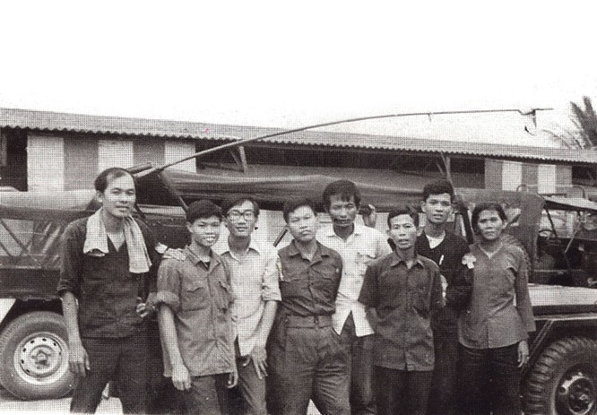 Bí ẩn phòng máy tính về chiến tranh Việt Nam ảnh 2