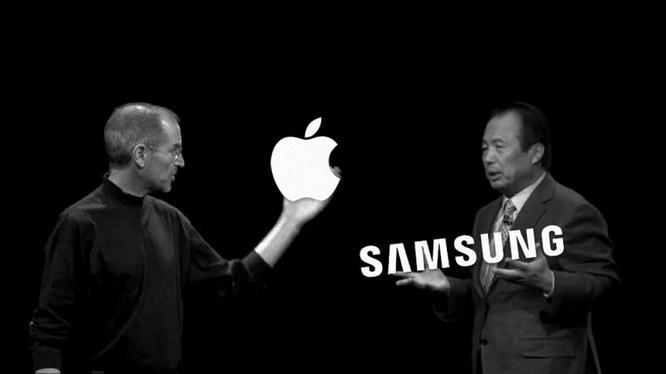 """Apple, Samsung làm hòa, giới công nghệ """"khiếp vía"""" ảnh 1"""
