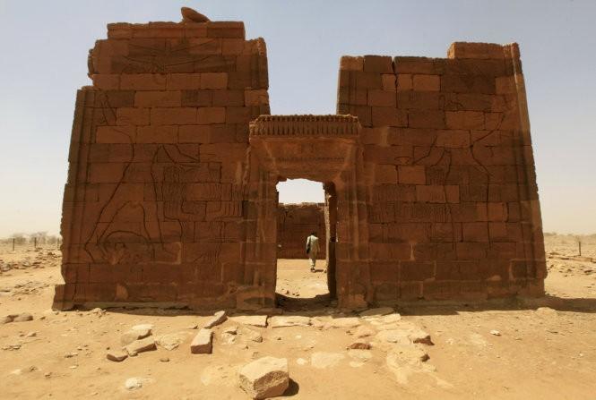 """Độc đáo quần thể kim tự tháp """"bị lãng quên"""" ở Sudan ảnh 3"""