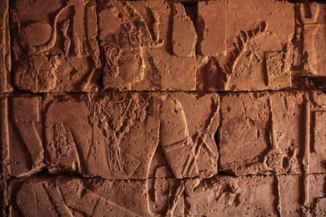 """Độc đáo quần thể kim tự tháp """"bị lãng quên"""" ở Sudan ảnh 11"""