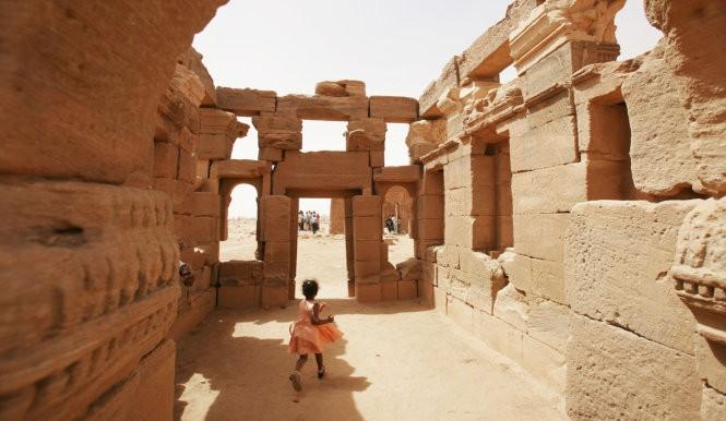"""Độc đáo quần thể kim tự tháp """"bị lãng quên"""" ở Sudan ảnh 4"""