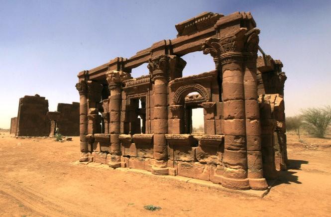 """Độc đáo quần thể kim tự tháp """"bị lãng quên"""" ở Sudan ảnh 5"""