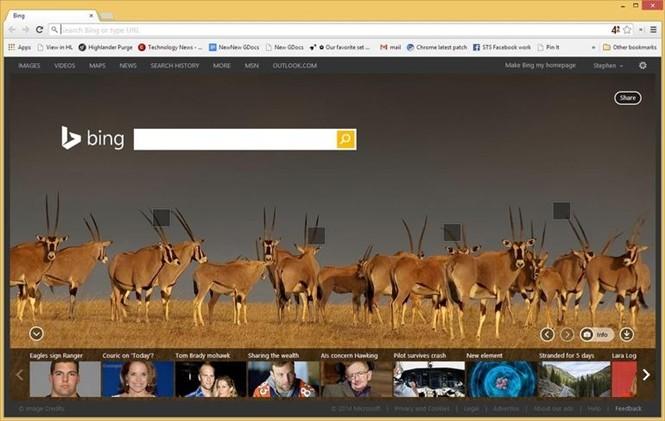 """Số phận những kẻ tham vọng lật đổ """"ngôi vương tìm kiếm"""" của Google ảnh 1"""