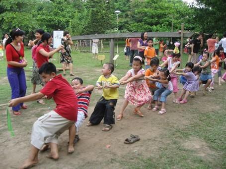 Dịp 1/6: Những điểm vui chơi, giải nhiệt ở Hà Nội ảnh 2