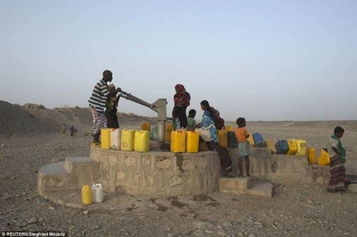 Người dân ở nơi nóng nhất thế giới sống ra sao? ảnh 10