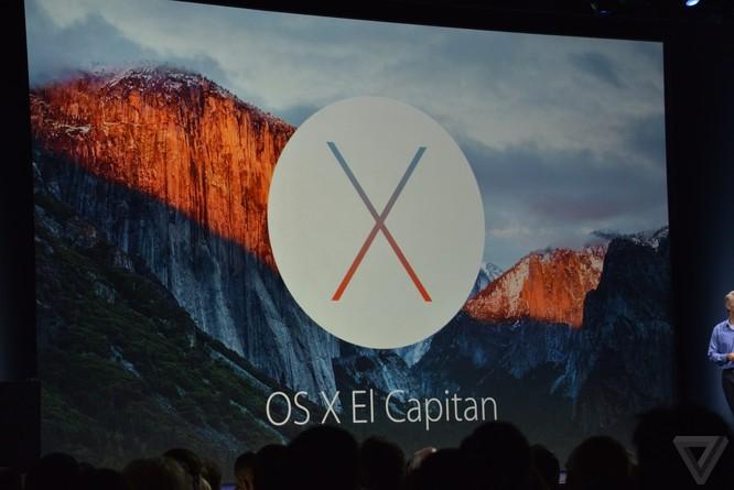 10 công bố quan trọng nhất tại sự kiện WWDC 2015 của Apple ảnh 1