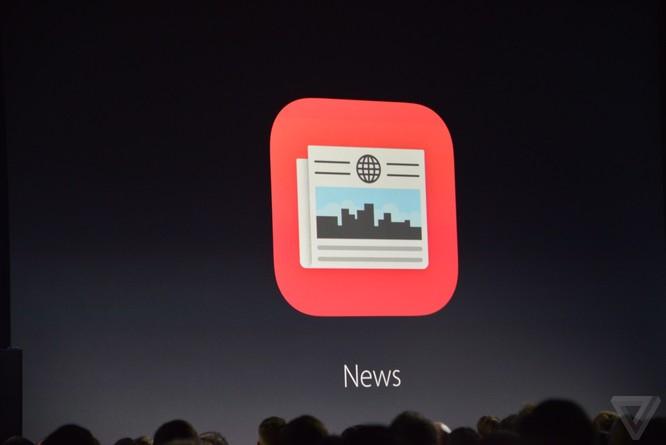 10 công bố quan trọng nhất tại sự kiện WWDC 2015 của Apple ảnh 6