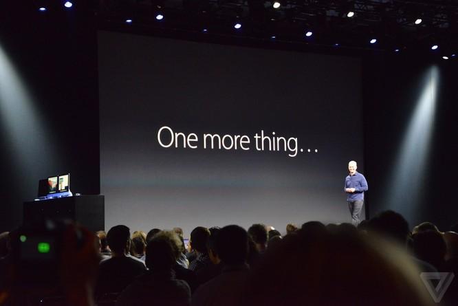 10 công bố quan trọng nhất tại sự kiện WWDC 2015 của Apple ảnh 10